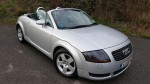 audi tt covertible 2002 turbo